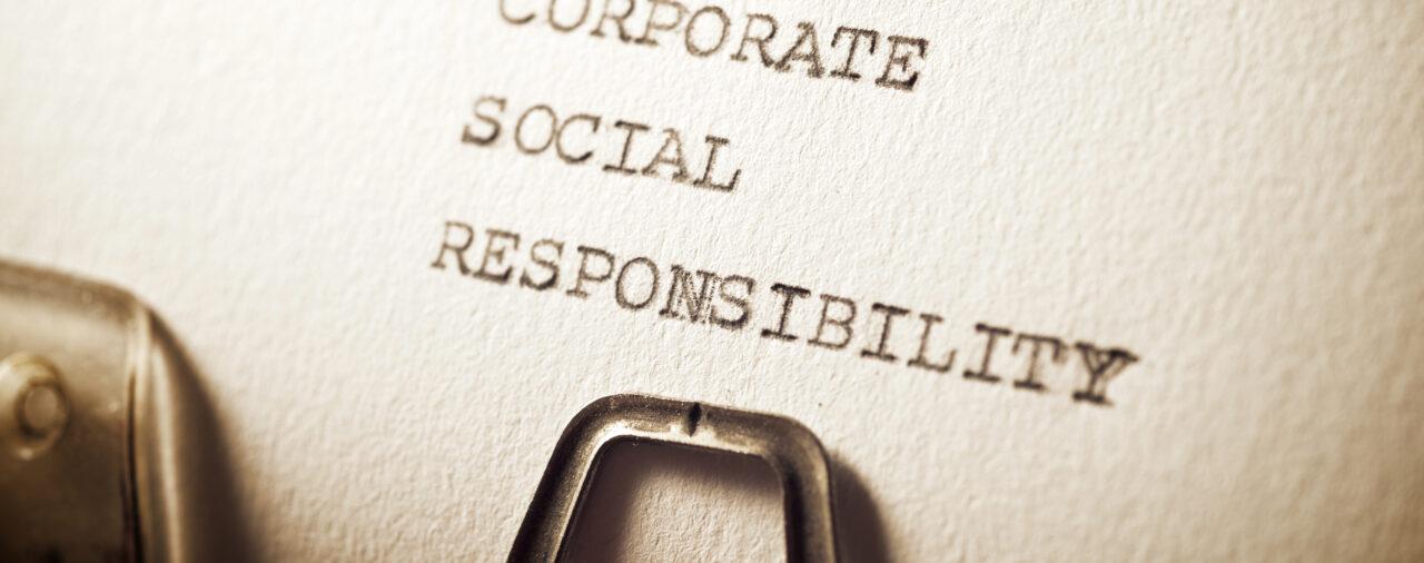 CSR - vi praktiserer det, allesammen