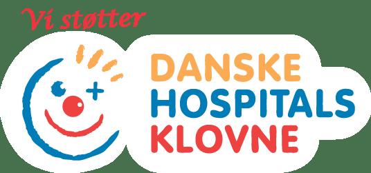 Makom støtter 'De Danske Hospitalsklovne' i 2020
